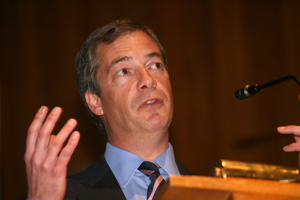 Nigel Farage MEP by Euro Realist Newsletter