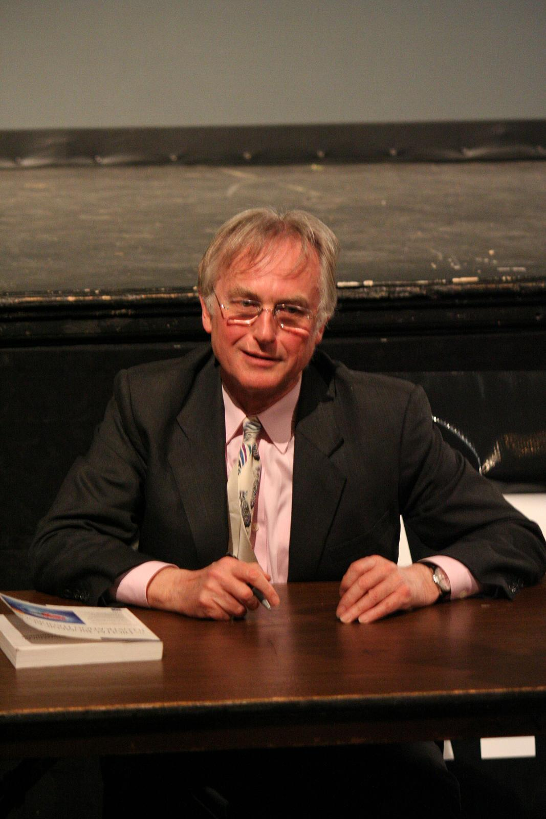 Richard Dawkins believes in Santa