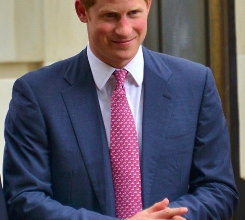 Prince Harry by Glyn Lowe (CC-BY-2.0)