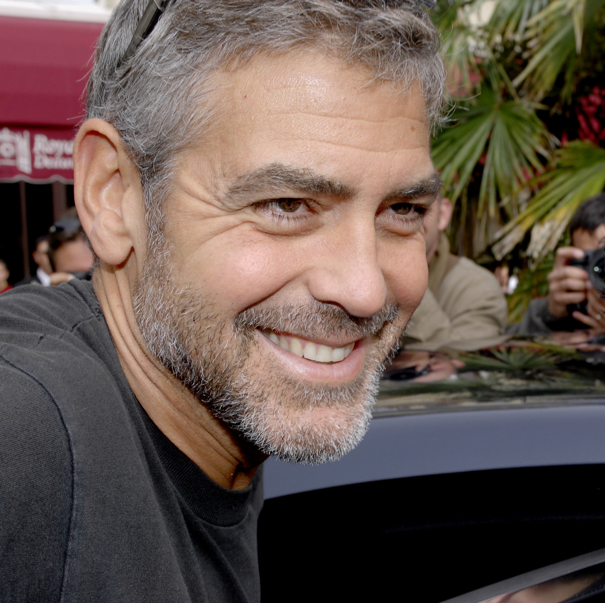 George Clooney draws attention to South Sudan crisis