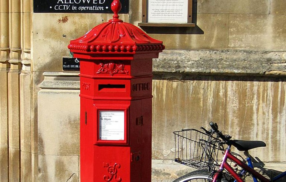 Light fingered posties and missing mail costs us millions