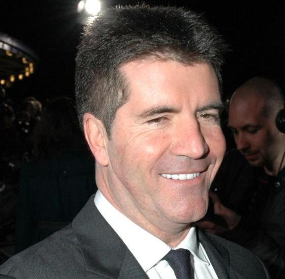 Simon Cowell claims responsibility for all thats good in the world