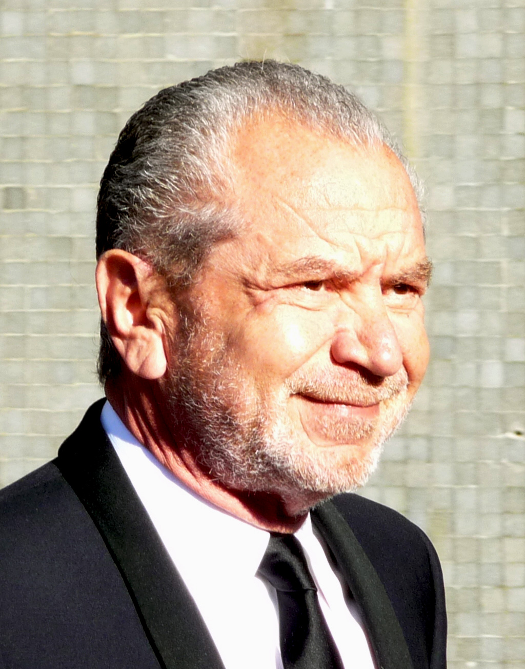 Lord Alan Sugar says moaning businesses do not deserve loans