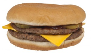 McD-Double-Cheeseburger By Evan-Amos
