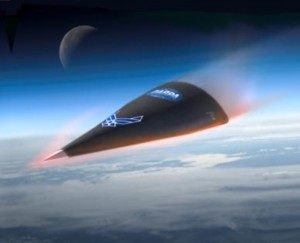 US Falcon Hypersonic Technology Vehicle 2 (artists impression)