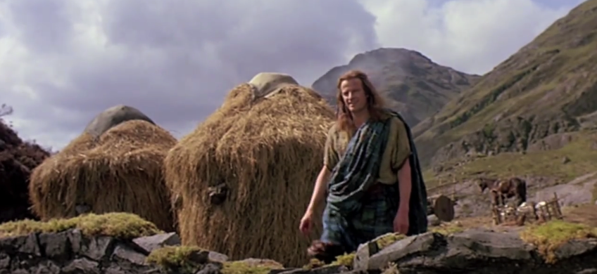 Scientists discover eating a healthy diet will not make you immortal like Connor MaCLeod