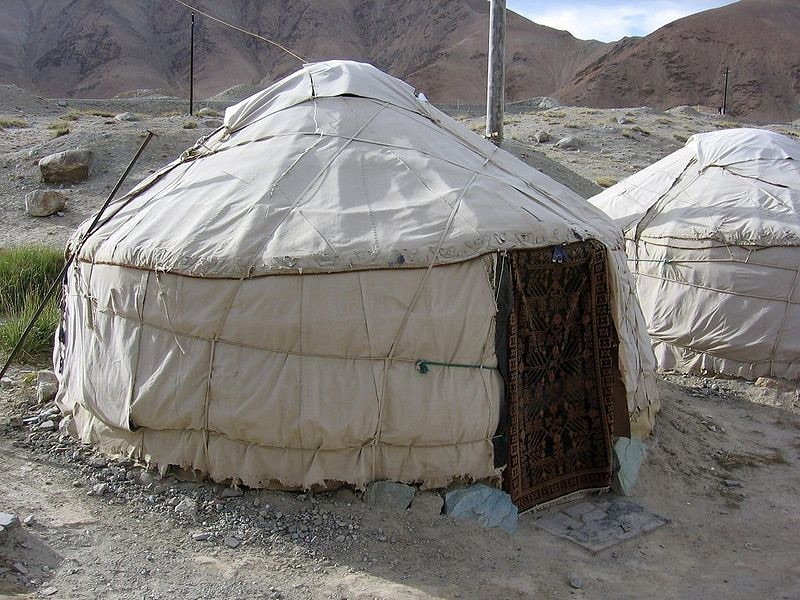 Green Party says everyone will have a yurt